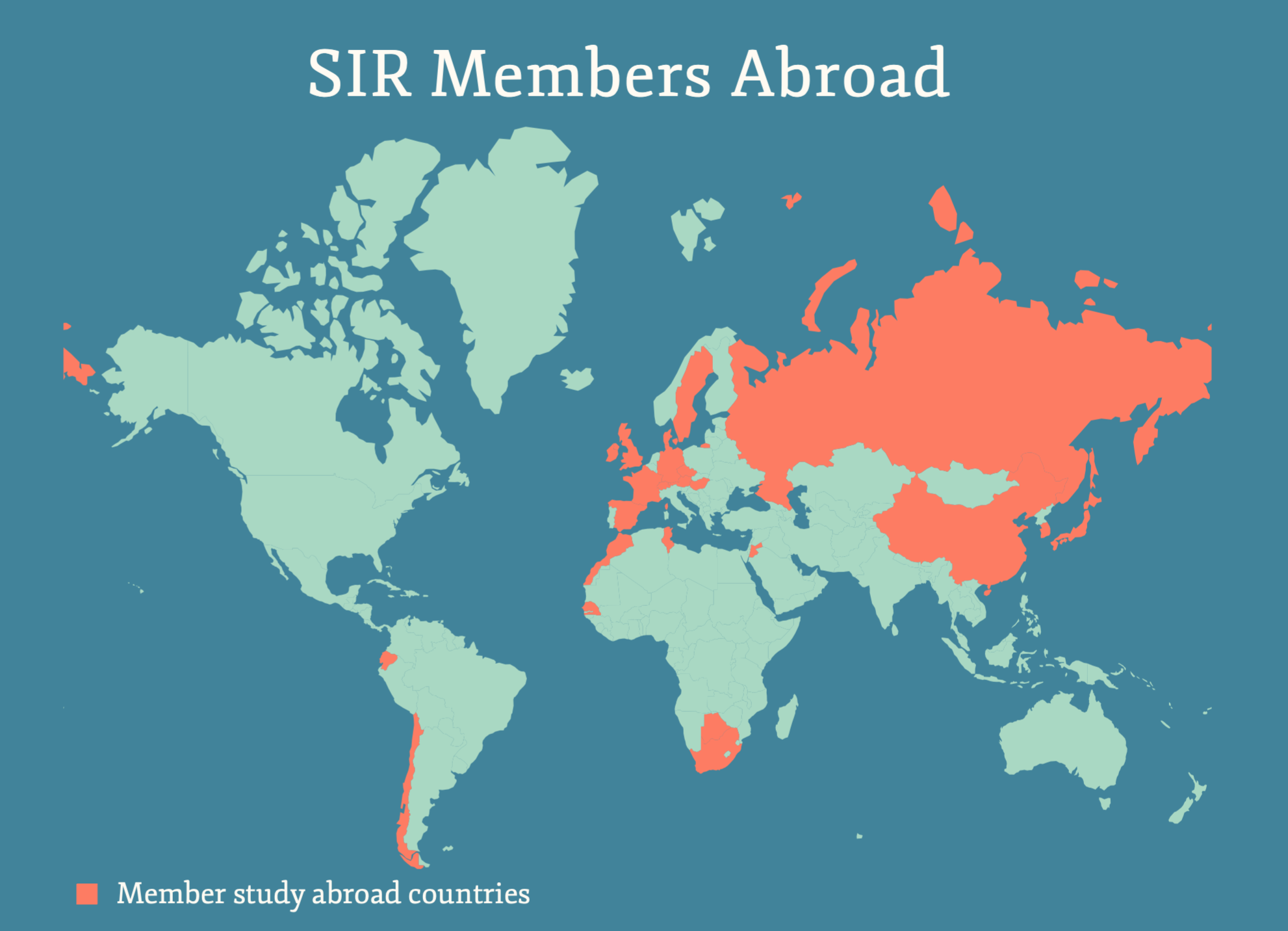 Members Abroad
