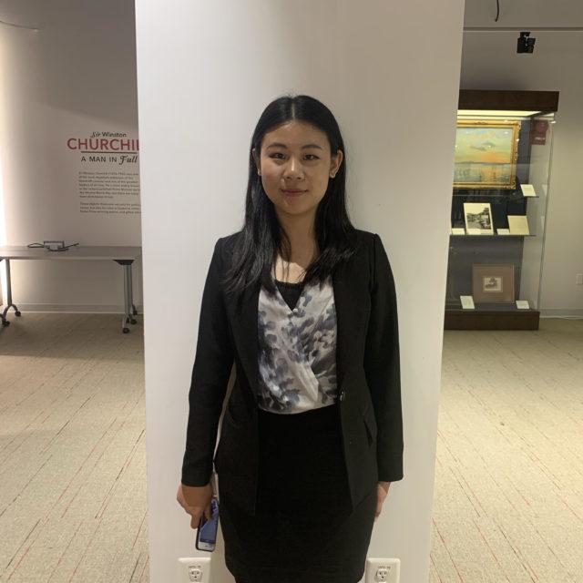 Camilla Wang
